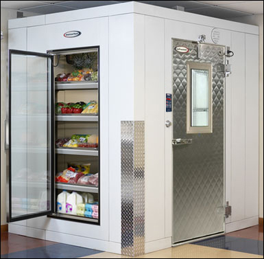 walk in coolers freezers - Walk In Refrigerator